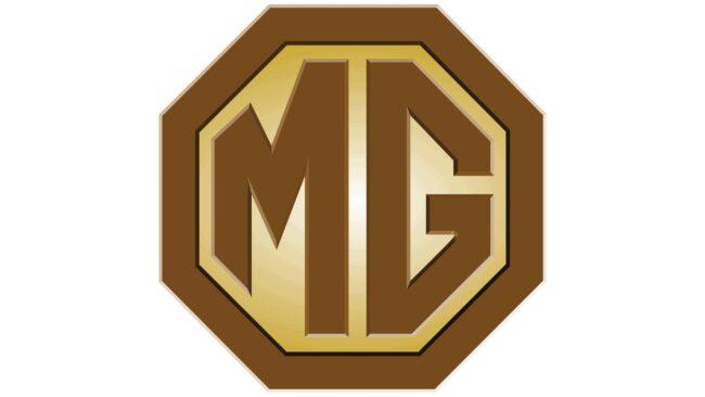 MG Motor Logotipo 1927-1952