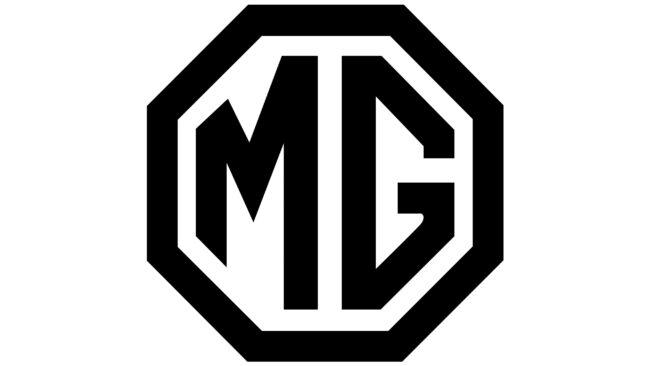 MG Motor Logotipo 1952-1962