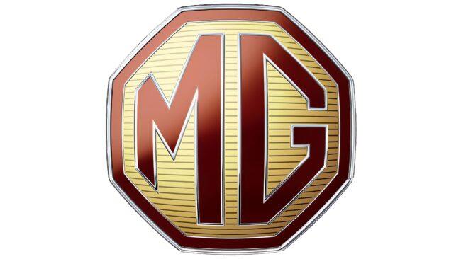 MG Motor Logotipo 1990-2011