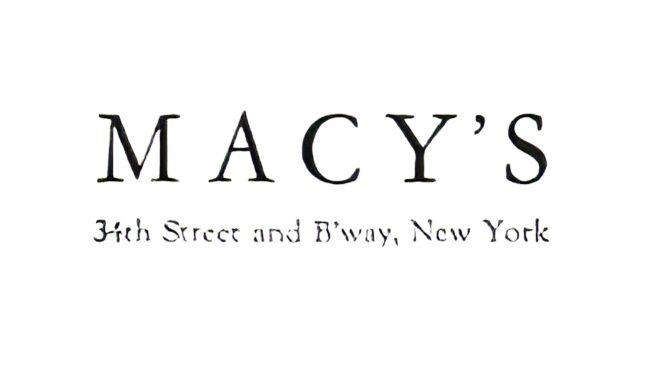Macys Logotipo 1938-1948