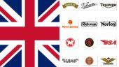 Marcas de motocicletas Británicas