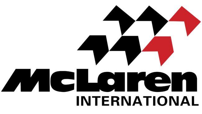 McLaren International Logotipo 1981-1991
