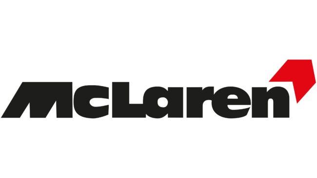McLaren Logotipo 1991-1998