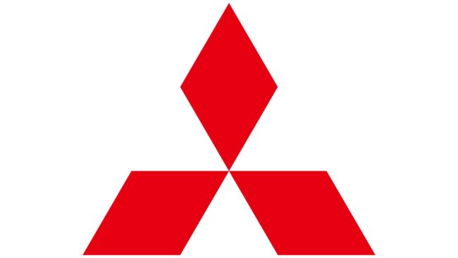Mitsubishi Logotipo 1914-presente