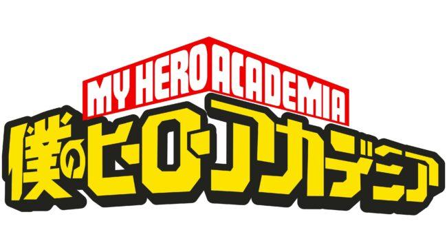 My Hero Academia Logotipo 2016-presente