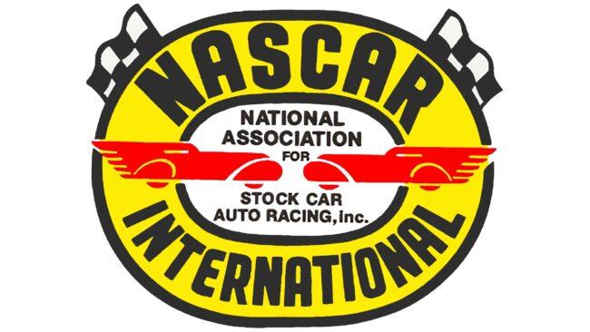 NASCAR Logotipo 1956-1963