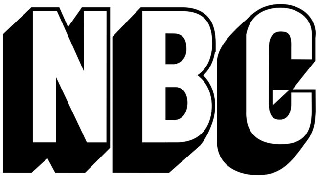 NBC Logotipo 1952-1953