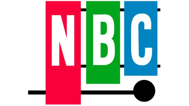 NBC Logotipo 1953-1959