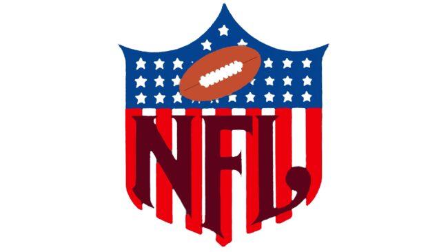 NFL Logotipo 1953-1958