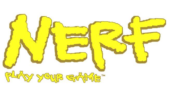 Nerf Logo 2003-2004