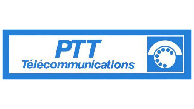Postes et Télégraphes Logo 1981-1982
