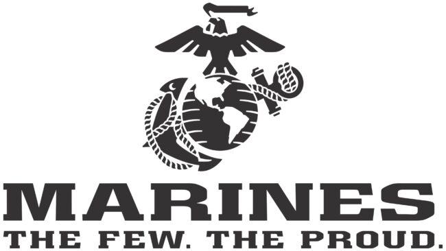 United States Marine Corps Logotipo 2003-presente