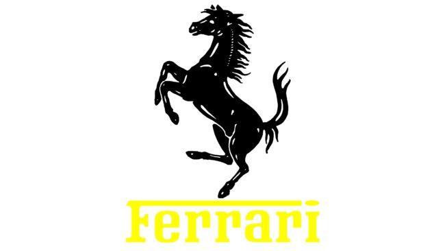 Ferrari (Scuderia) Logotipo 1965-1983