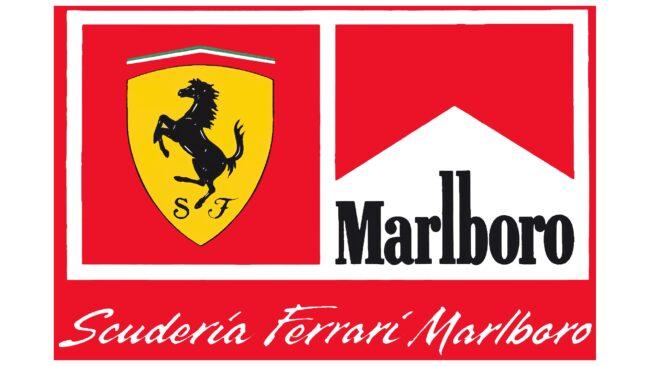 Ferrari (Scuderia) Logotipo 1997-1999