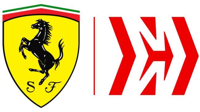 Ferrari (Scuderia) Logotipo 2018-presente